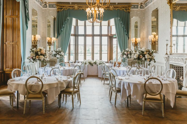 An Elegant Wedding at Matfen Hall (c) Amy Lou Photography (87)
