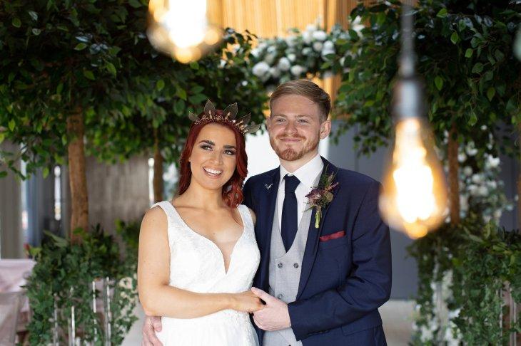 Romantic Wedding Inspiration Shoot at Brockholes (c) Rebecca Bridges Wedding Photography (15)