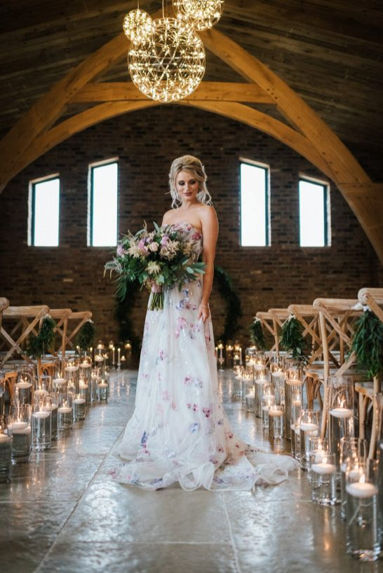 Romantic Wedding Inspiration Shoot at The Oakwood at Ryther (c) Sugarbird Photography (27)