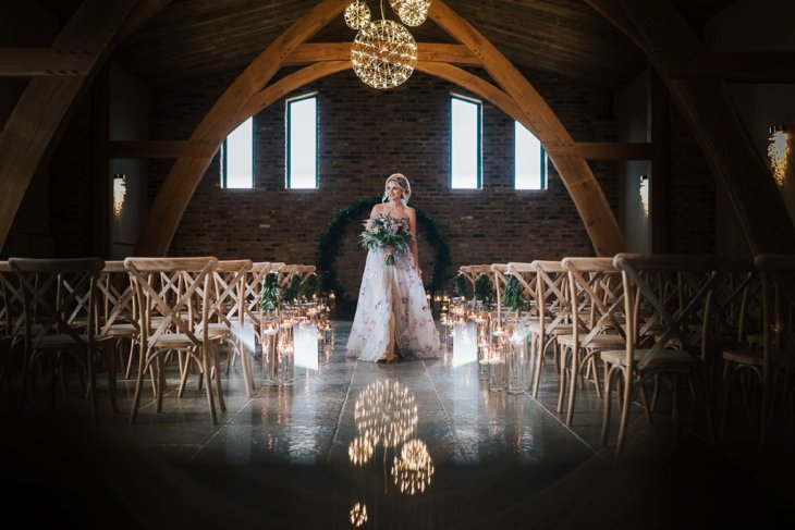 Romantic Wedding Inspiration Shoot at The Oakwood at Ryther (c) Sugarbird Photography (32)