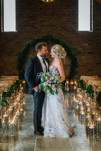 Romantic Wedding Inspiration Shoot at The Oakwood at Ryther (c) Sugarbird Photography (9)