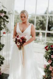 An Autumn Wedding Inspiration Shoot at The Orangery Ingestre (c) Sophie Mort (19)