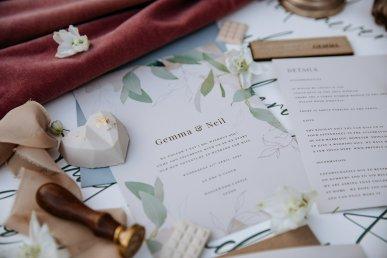 A Pretty Wedding Inspiration Shoot at Hazelwood Castle (c) Natalie Hamilton Photography (40)