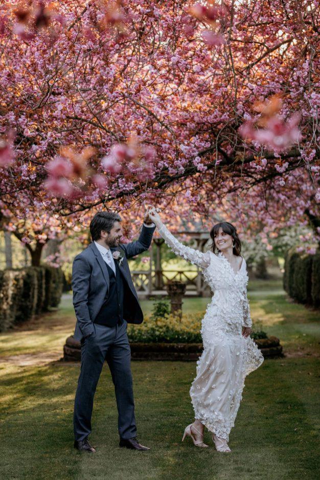 A Pretty Wedding Inspiration Shoot at Hazelwood Castle (c) Natalie Hamilton Photography (48)