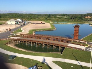 Photo Gallery - Tower Construction by Bridge Builders USA, Inc.