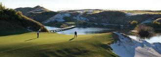 Golf Course Bridge at Streamsong Resort by Bridge Builders USA, Inc.