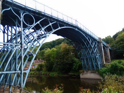 The Ironbridge, Telford, UK Photo: Ingeborg de Vries
