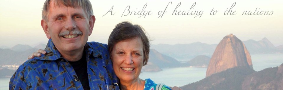 Ed and Annette Eckart founders of Bridge for Peace
