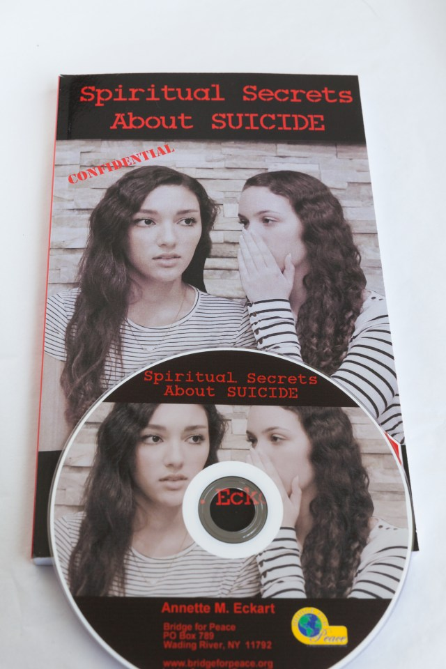 Spiritual Secrets About Suicide and FREE DVD Special Offer