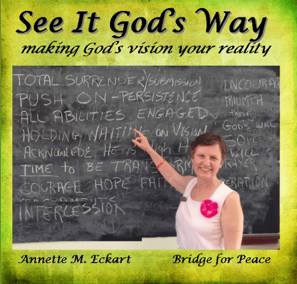 See It God's Way 2 CD Set