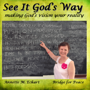 See It God's Way 2 CD Set