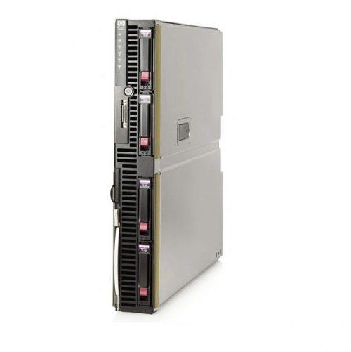 459496-B21 HPE ProLiant BL480C X5460 3.16GHz Quad Core 4GB 2P Blade Server