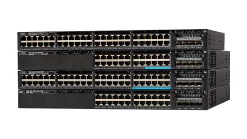 WS-C3650-24PD-E Cisco Catalyst 3650 Switch
