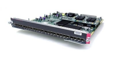 WS-X6724-SFP CATALYST 6500 24-PORT CATALYST 6500 24-PORT GIGE MOD: FABRIC-ENABLED (REQ. SFPS)