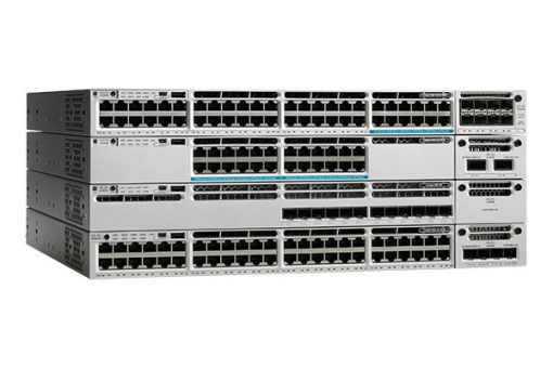 WS-C3850-24T-L Cisco Catalyst 3850 Switch