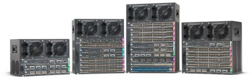 WS-C4507R+E Cisco Catalyst E-Series 4507R+E Switch