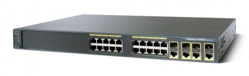 WS-C2960G-24TC-L Cisco CATALYST 2960 24 10/100/1000