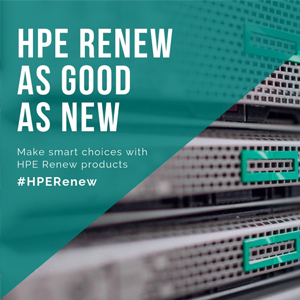 HPE Renew MCS Software AT152AR HPE Superdome X Advanced Par LTU