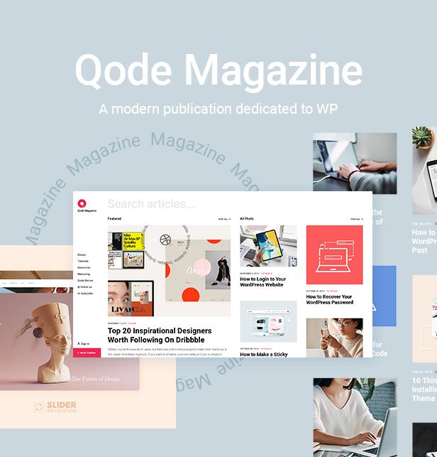 Bridge - Creative Multipurpose WordPress Theme - 21