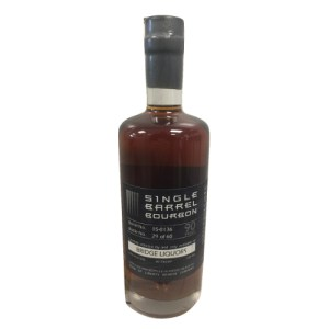 Sons Of Liberty Single Barrel Bourbon Bridge Liquors