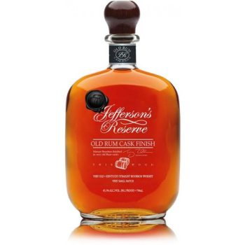 Jefferson's Reserve Old Rum Cask Finish Kentucky Bourbon