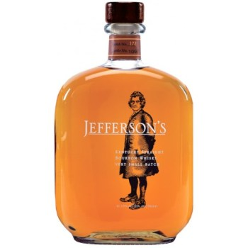 jeffersons kentucky straight bourbon whiskey