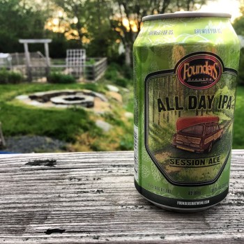 Founders All Day IPA Can