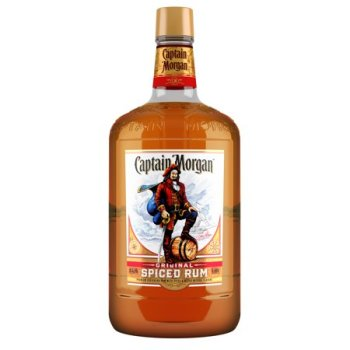 captain morgan spiced rum 175l