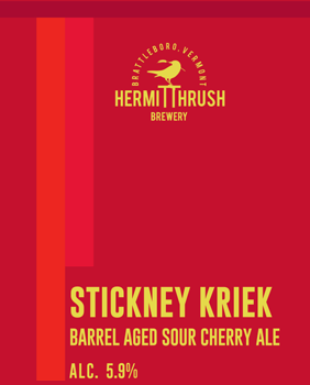 hermit thrush stickney kriek