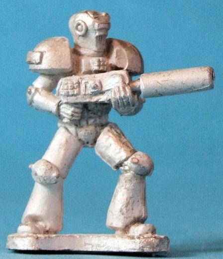 Cryotonian with Laser Rifle II