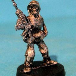 Skeletal Marine I