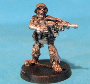 Skeletal Marine V