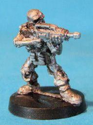 Skeletal Marine VI