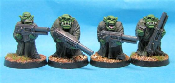 SF Goblin Squad II