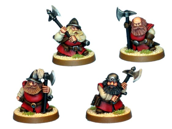 Dwarf Explorer with Muskets II