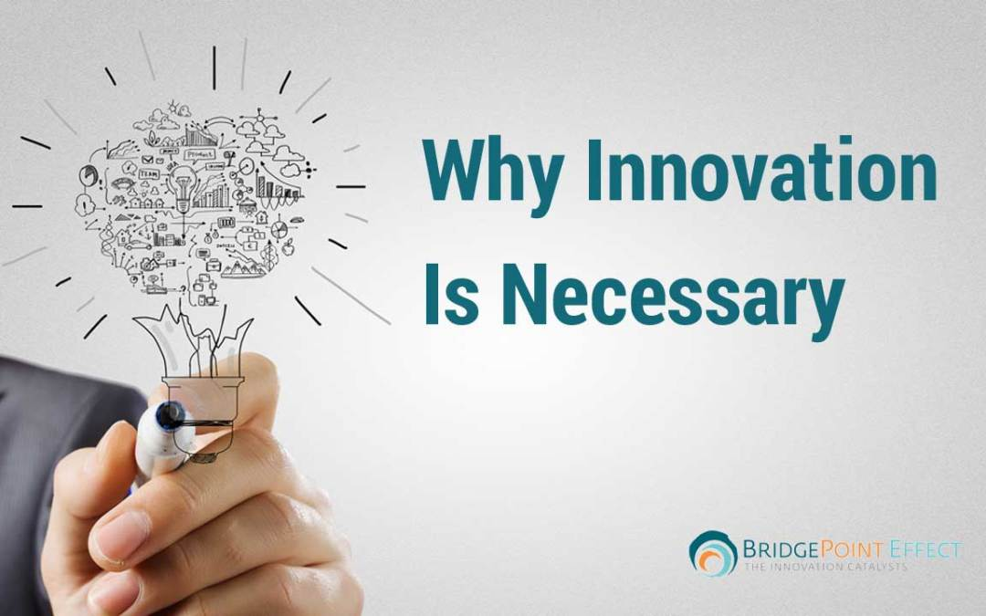 Why Innovation Is Necessary