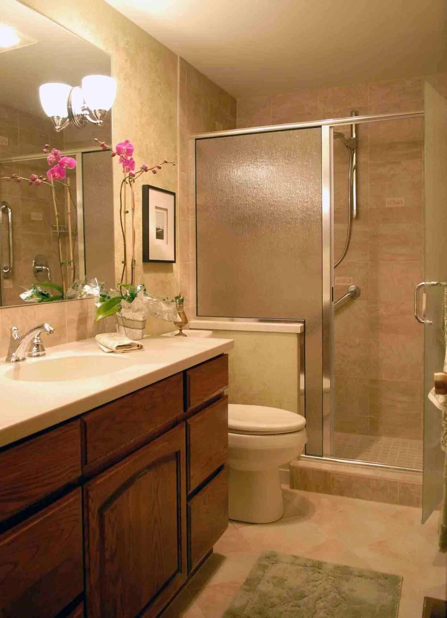 Stylish 5x5 Bathroom Layout Model