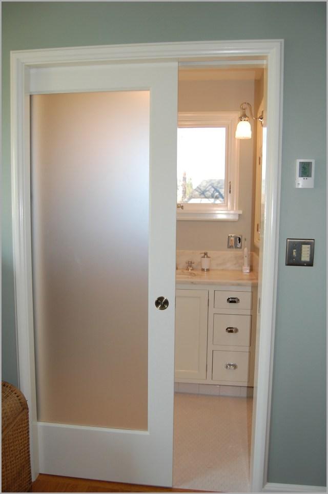 Contemporary Bathroom Door Ideas Decoration - Home Sweet ...
