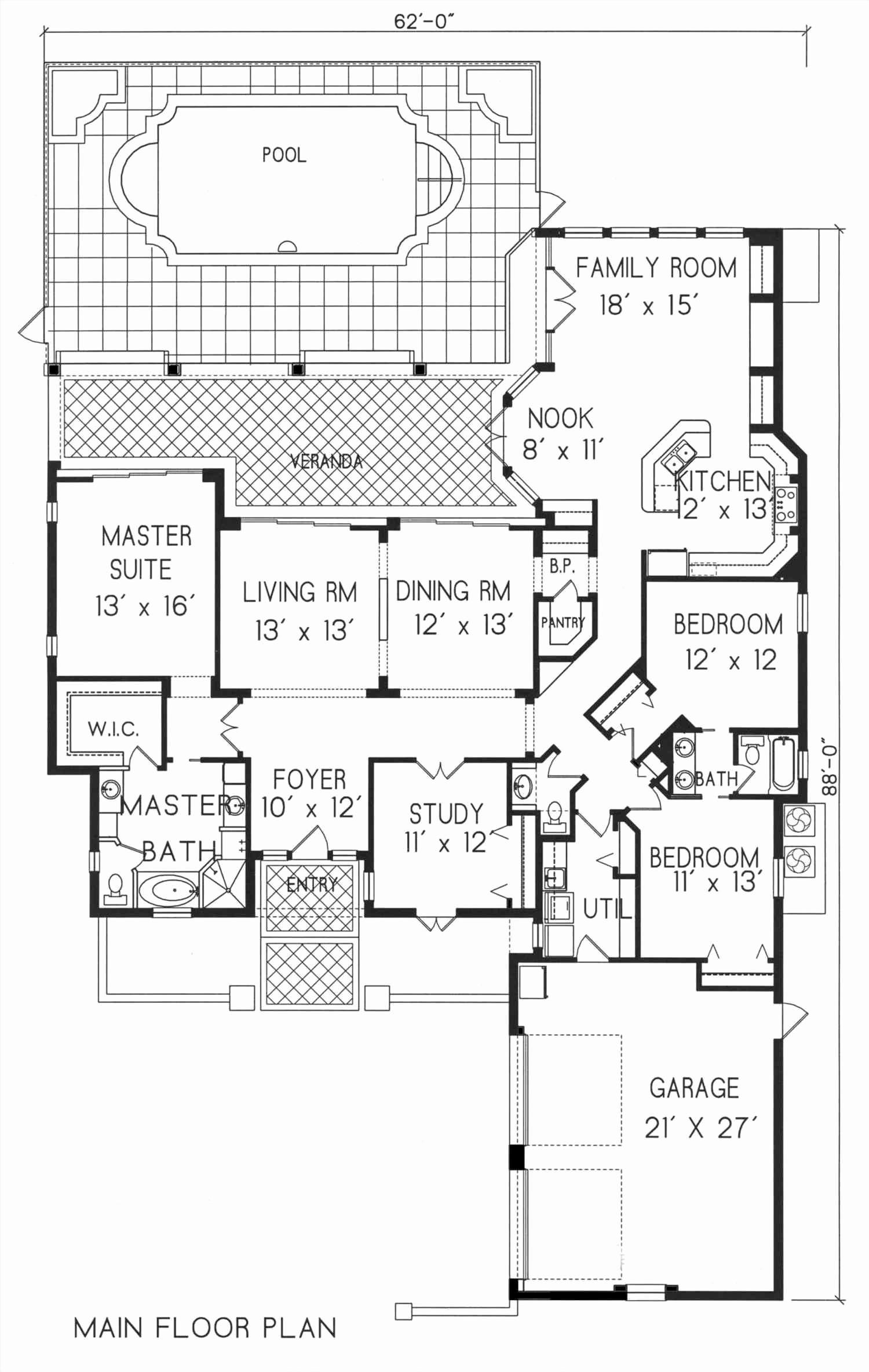 Stunning Master Bathroom Floor Plans Wallpaper