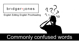 A man struggles with confusing English vocabulary.