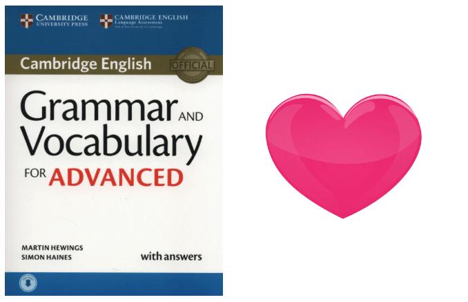 Book: Grammar and Vocabulary for CAE