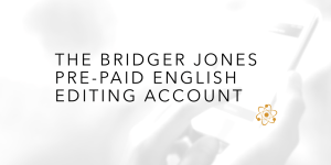 PREPAID ENGLISH EDITING AND PROOFREADING