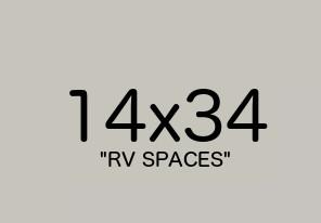 Belgrade Storage Units | Bridger View Storage | 14x34 RV Spaces