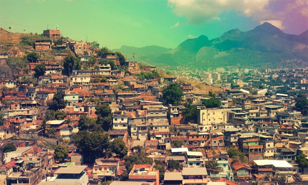 Things to do in Rio - visit the favelas