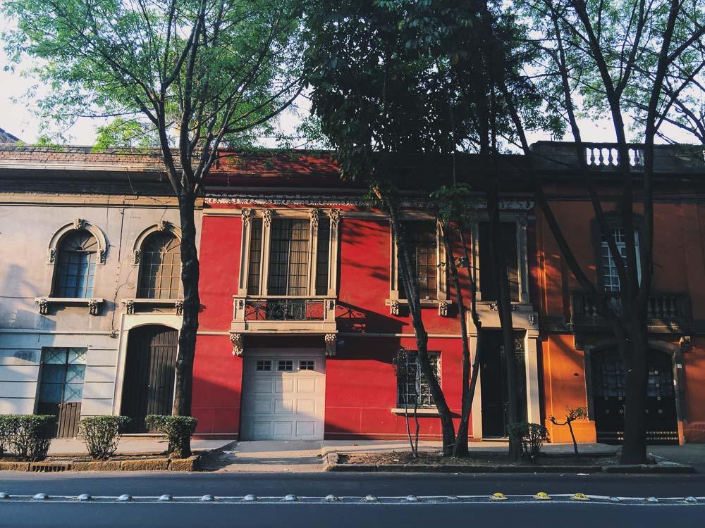 Condesa architecture