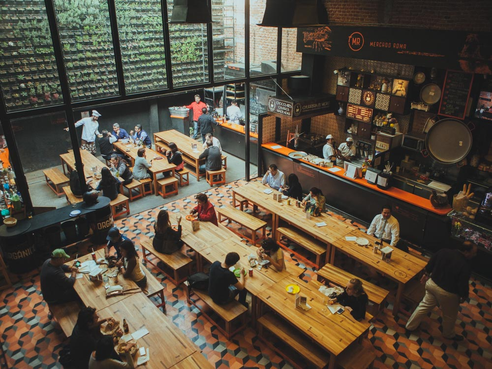 Things to do in Condesa - Roma market