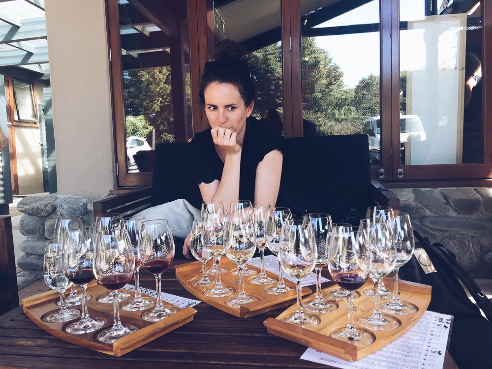 New Zealand road trip: Marlborough wine tour