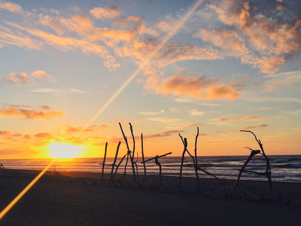 New Zealand road trip in one month: Hokitika