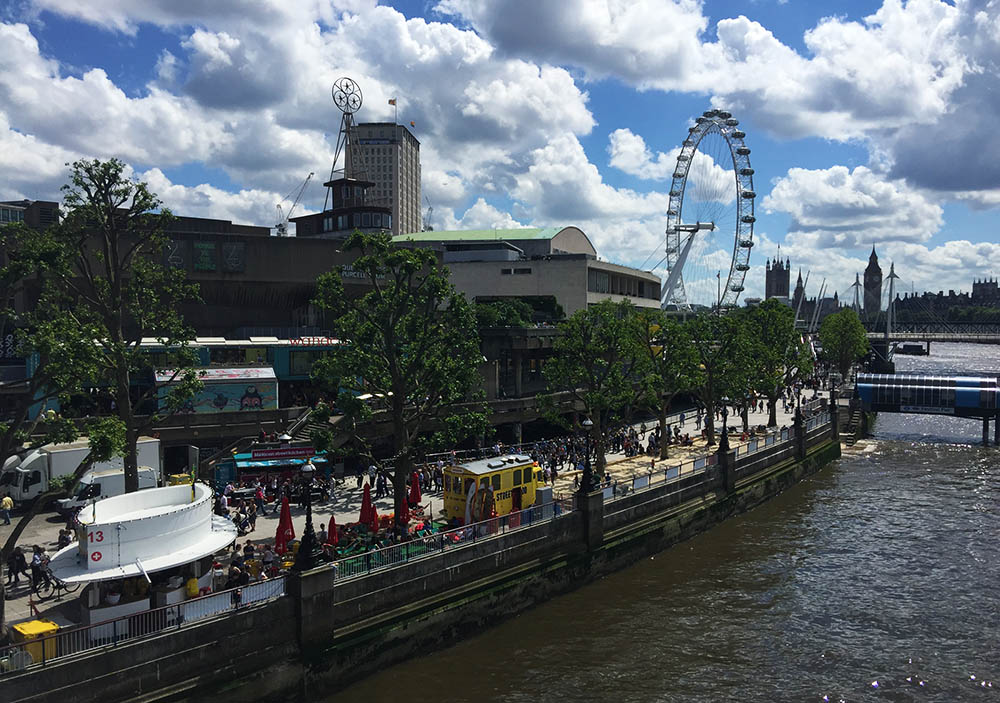 Things to do in London - South Bank