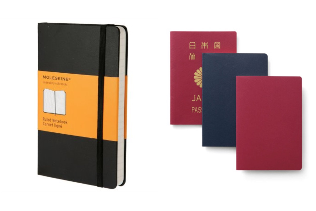 Christmas gift guide - notebooks